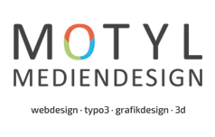 Sponsoren-Logo von Motyl Mediendesign
