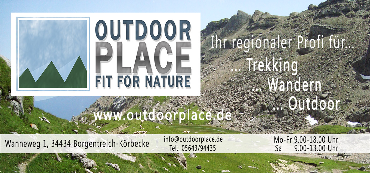 Sponsoren-Logo von Outdoorplace
